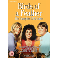 Birds Of A Feather - The Complete BBC Series (UK-import) (DVD)