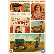The Young And Prodigious T.S. Spivet (UK-import) (DVD)