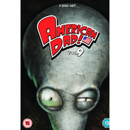 American Dad - Vol. 9 (UK-import) (DVD)