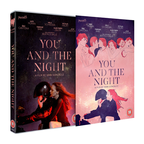 You & The Night - Limited Edition (m/ CD) (UK-import) (DVD)