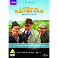 Last Of The Summer Wine - Series 25 & 26 (UK-import) (DVD)