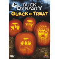 Duck Dynasty - Quack Or Treat (UK-import) (DVD)
