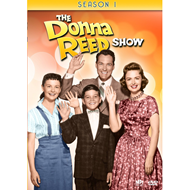 Produktbilde for The Donna Reed Show - Sesong 1 (DVD - SONE 1)