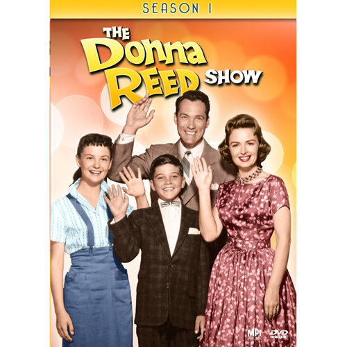 The Donna Reed Show - Sesong 1 (DVD - SONE 1)