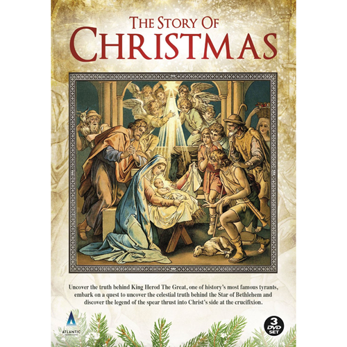 The Story Of Christmas (UK-import) (DVD)