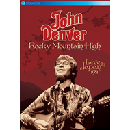 John Denver - Live In Japan 1981 (UK-import) (DVD)