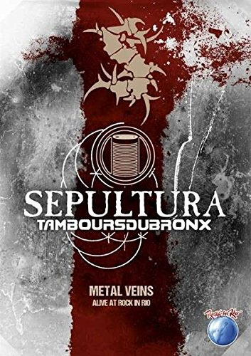 Sepultura - Metal Veins: Alive At Rock In Rio (UK-import) (DVD)
