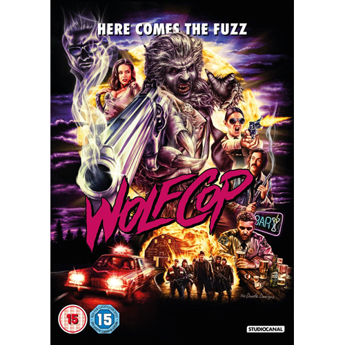 Wolfcop (UK-import) (DVD)