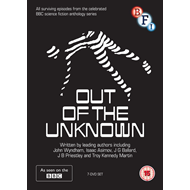 Out Of The Unknown (UK-import) (DVD)