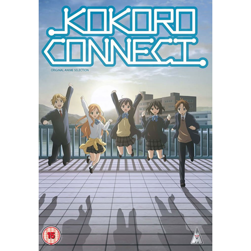 Kokoro Connect - OVA Collection (UK-import) (DVD)