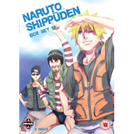 Naruto Shippuden - Vol. 18 (UK-import) (DVD)