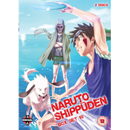 Naruto Shippuden - Vol. 19 (UK-import) (DVD)