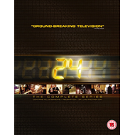 24 - The Complete Series (UK-import) (DVD)