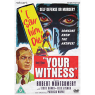 Your Witness (UK-import) (DVD)