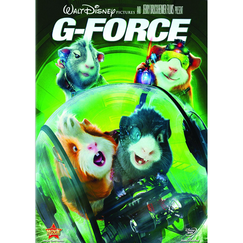 G-Force (UK-import) (DVD)