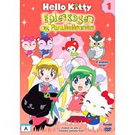 Hello Kitty - Epleskogen Og Parallellsonen 1 (DVD)