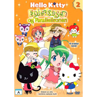 Hello Kitty - Epleskogen Og Parallellsonen 2 (DVD)