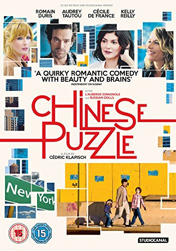 Chinese Puzzle (UK-import) (DVD)