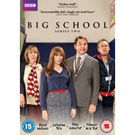Big School - Sesong 2 (UK-import) (DVD)