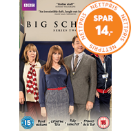 Produktbilde for Big School - Sesong 2 (UK-import) (DVD)
