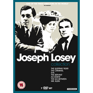 Joseph Losey - Boxset (UK-import) (DVD)