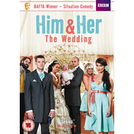 Him & Her - The Wedding (UK-import) (DVD)