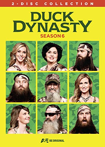 Duck Dynasty - Sesong 6 (DVD - SONE 1)