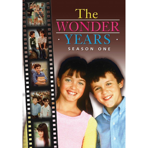 The Wonder Years - Sesong 1 (DVD - SONE 1)