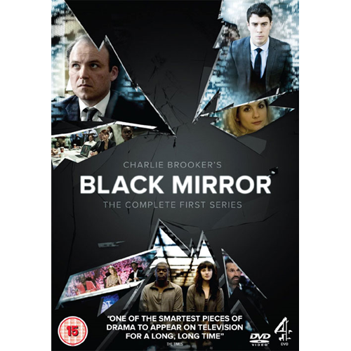 Black Mirror - Sesong 1 (UK-import) (DVD)