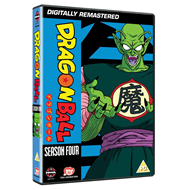 Dragon Ball - Season Four (UK-import) (DVD)