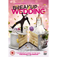 Breakup At A Wedding (UK-import) (DVD)
