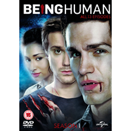 Being Human (US-Version) - Sesong 1 (UK-import) (DVD)