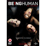 Being Human (US-Version) - Sesong 2 (UK-import) (DVD)