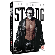 WWE: The Best Of Sting (UK-import) (DVD)