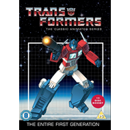 Transformers - The Classic Animated Series (UK-import) (DVD)