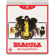 Blacula - The Complete Collection (UK-import) (Blu-ray + DVD)