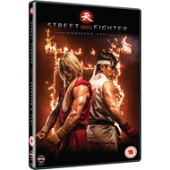 Street Fighter - Assassin's Fist (UK-import) (DVD)