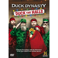 Duck Dynasty - Duck The Halls (UK-import) (DVD)