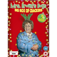 Mrs. Brown's Boys - Big Box Of Crackers (UK-import) (DVD)