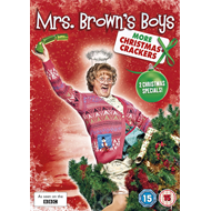 Mrs. Brown's Boys - More Christmas Crackers (UK-import) (DVD)