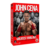 WWE: John Cena's Greatest Rivalries (UK-import) (DVD)
