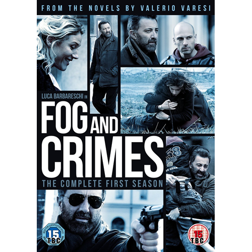 Fog & Crimes - Sesong 1 (UK-import) (DVD)