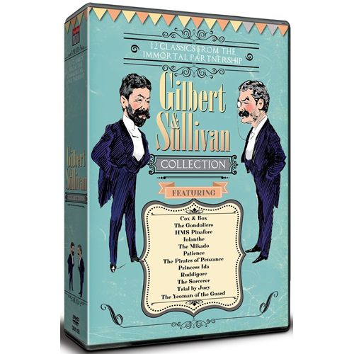 Gilbert And Sullivan Collection (UK-import) (DVD)