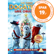 The Three Dogateers Save Christmas (UK-import) (DVD)