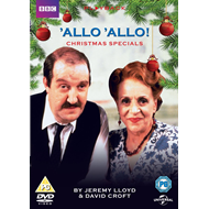 'Allo 'Allo - Christmas Specials (UK-import) (DVD)