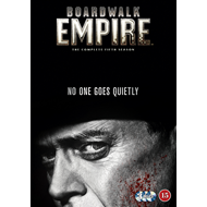 Boardwalk Empire - Sesong 5 (DK-import) (DVD)