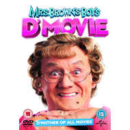 Mrs. Brown' s Boys D' Movie (UK-import) (DVD)
