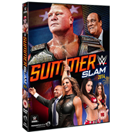 WWE: Summerslam 2014 (UK-import) (DVD)