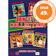 Produktbilde for Bring It On Collection (DK-import) (DVD)