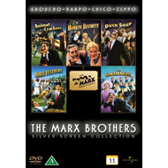 The Marx Brothers - Silver Screen Collection (DVD)